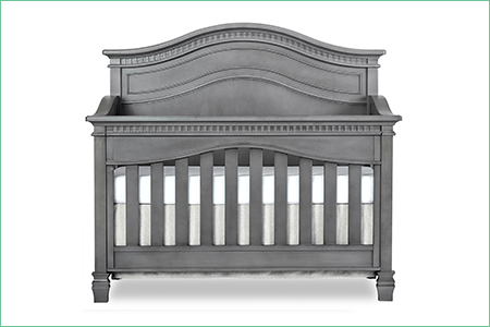 évolur Cheyenne 5-in-1 Full Panel Convertible Crib