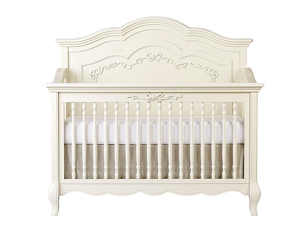 AURORA Crib | 5-in-1 Convertible Crib | Evolur