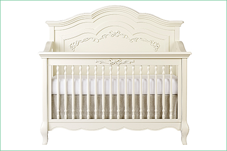 évolur AURORA 5-in-1 Convertible Crib