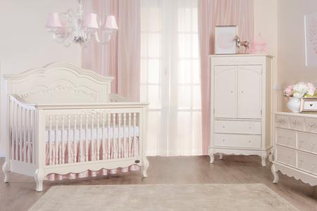 Aurora Convertible Crib