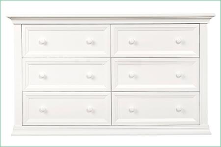 évolur NAPOLI Double Dresser