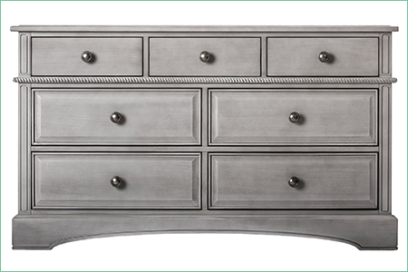 évolur WINDSOR/CATALINA (FLAT TOP) Double Dresser