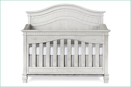évolur CHEYENNE – 5-in-1 Full Panel Convertible Crib
