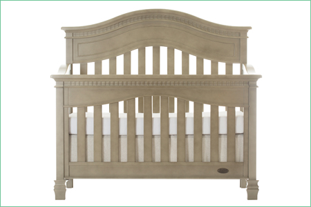 évolur SANTA FE 5-in-1 Convertible Crib