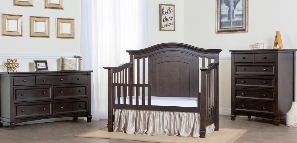 Fairbanks Toddler Bed