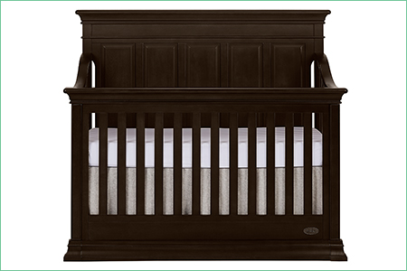 évolur NAPOLI 5-in-1 Convertible Crib
