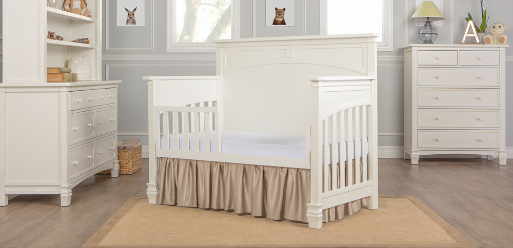 Santa Fe Toddler Bed