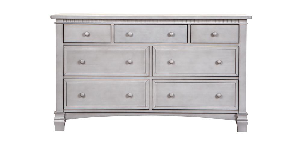 Cheyenne Storm Grey Double Dresser