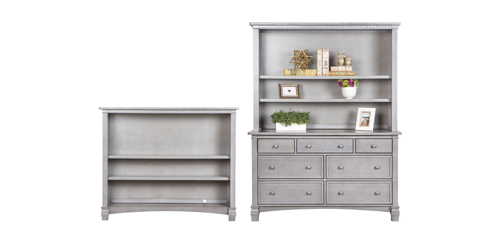 Cheyenne Storm Grey Hutch