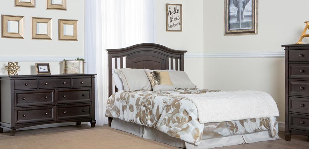 Fairbanks Cafe Noir Full Bed