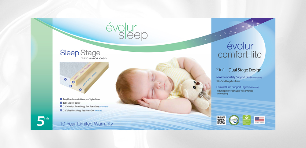 Evolur Sleep - Comfort-Lite
