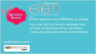 Evolur_on_Ellen_Tv_and_Amazon