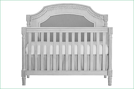 évolur JULIENNE – 5-in-1 Convertible Crib
