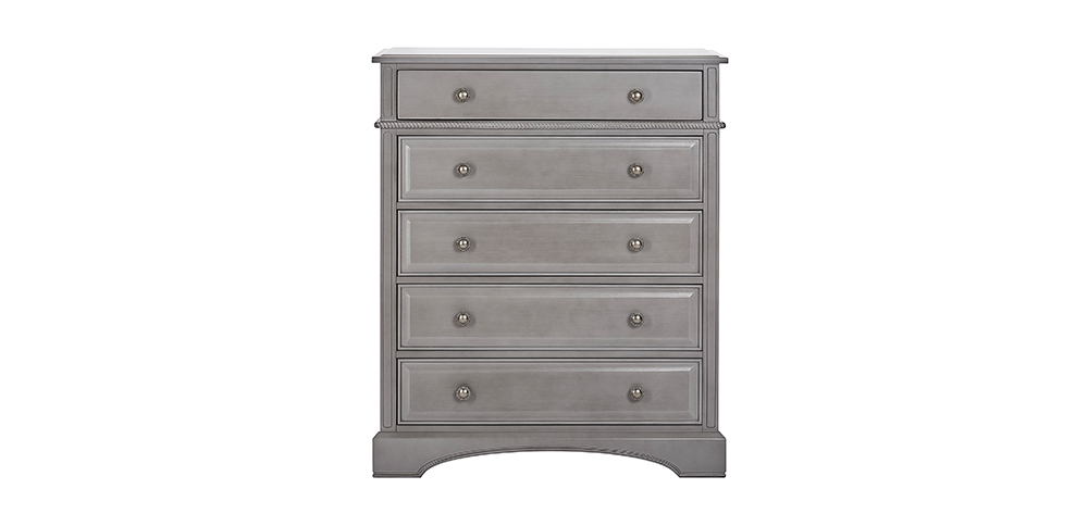 Windsor Tall Chest Storm Grey