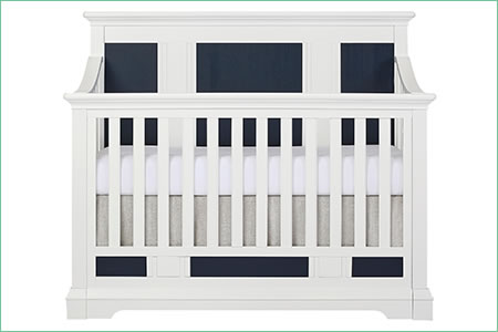 évolur PARKER 5-in-1 Convertible Crib