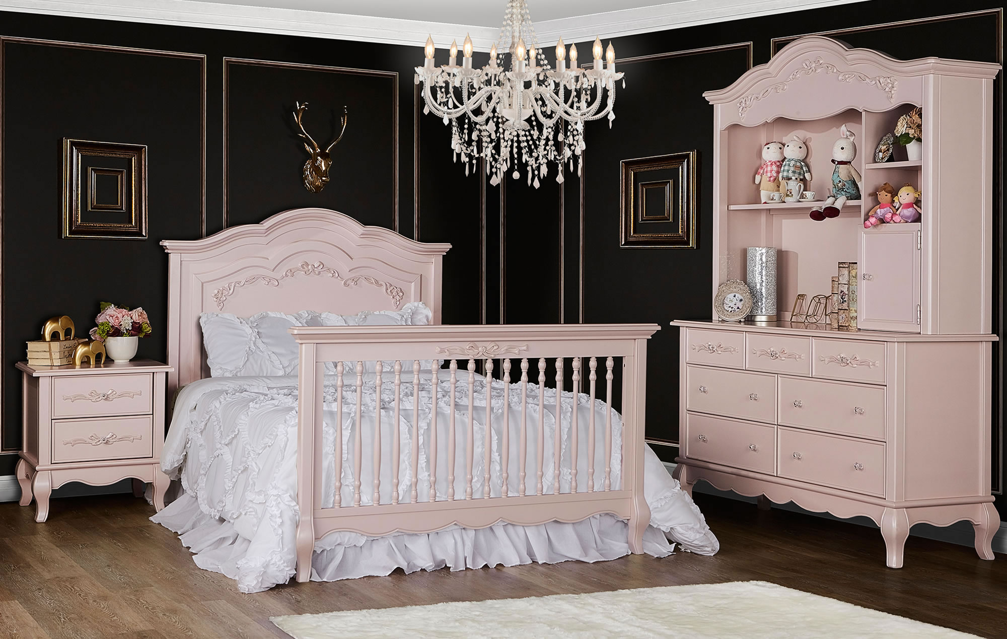 Aurora - Blush Pink Pearl