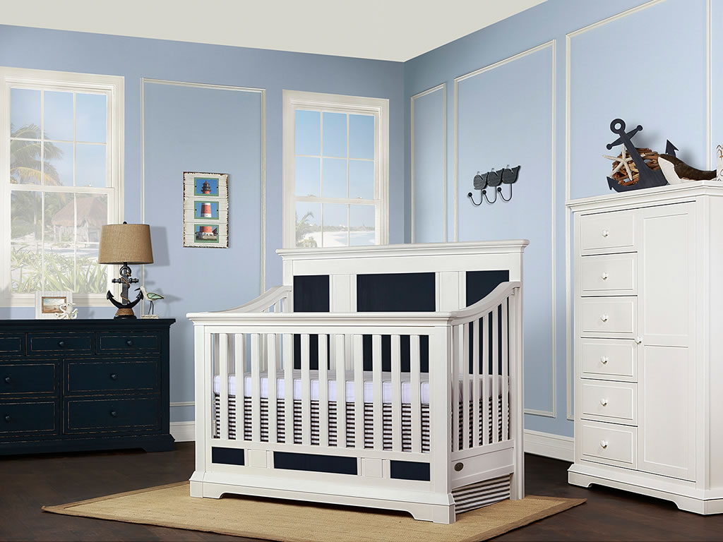 Baby crib youth bed - X