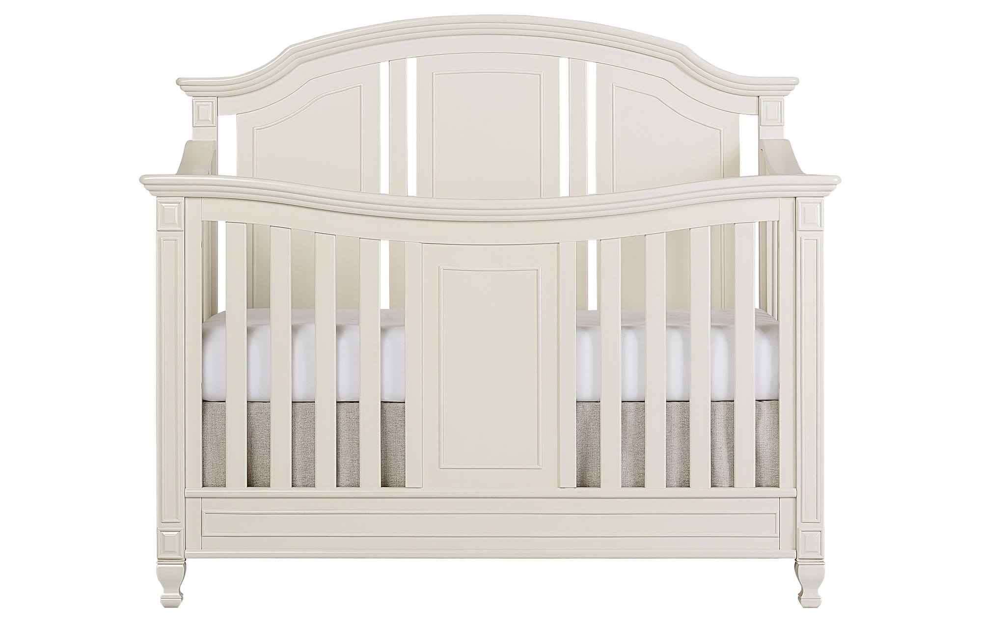 Evolur Adele Convertible Crib Silo Front