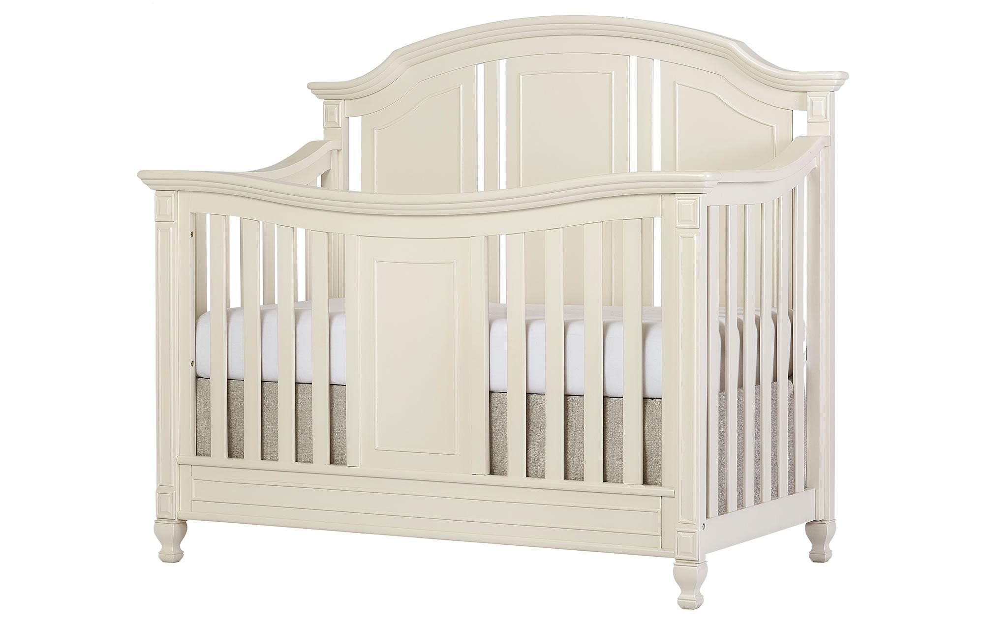 Evolur Adele Convertible Crib Silo Side