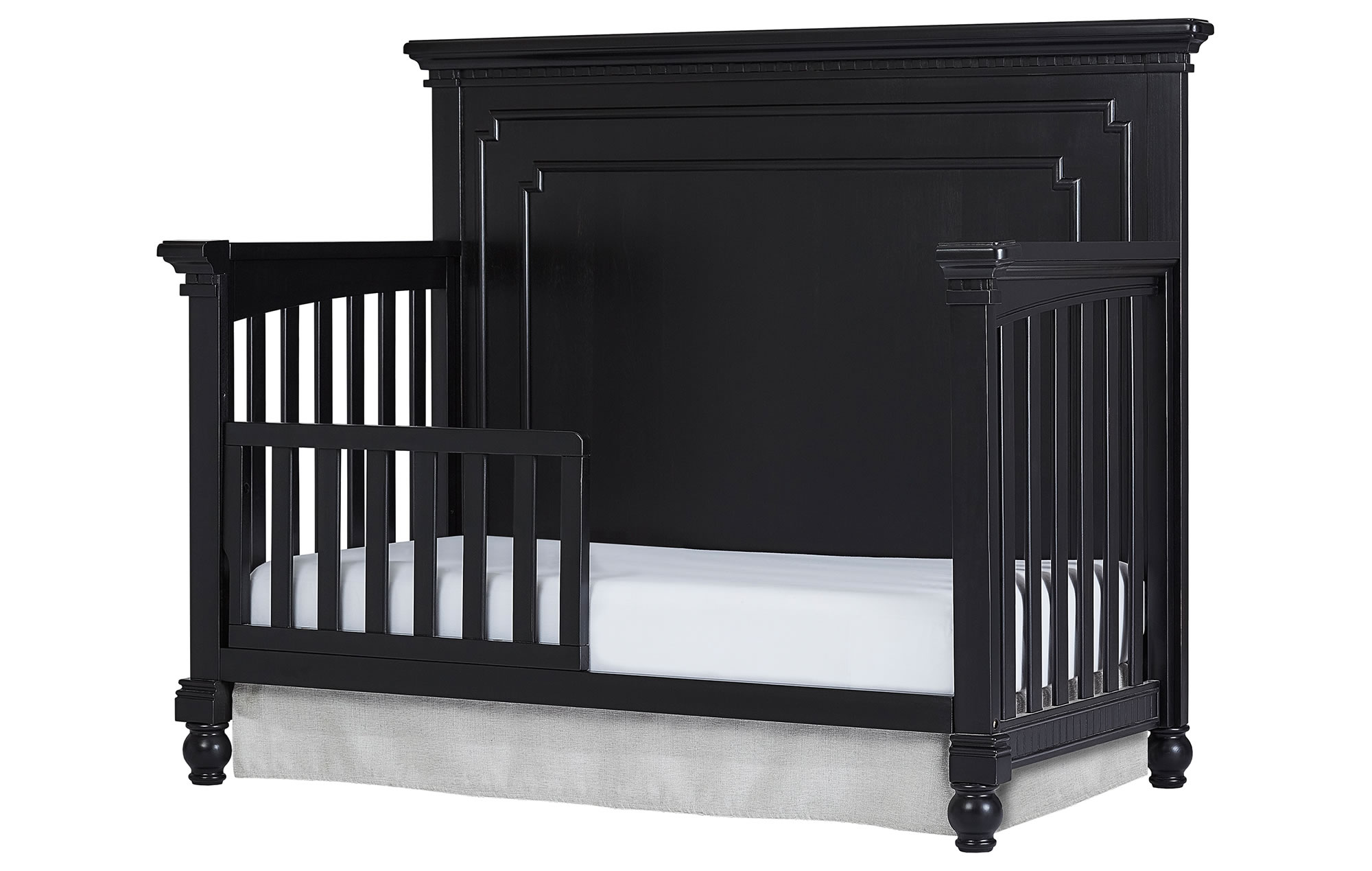 Evolur Kingston Toddler Bed Silo
