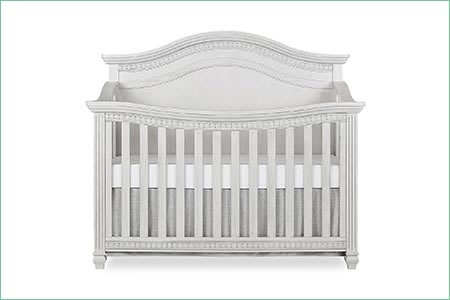évolur MADISON (CURVED TOP) – 5-in-1 Convertible Crib