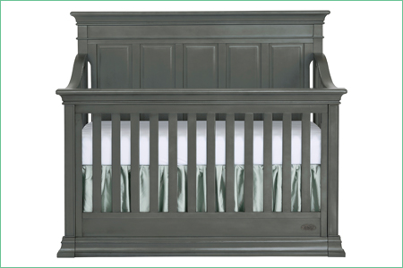 évolur NAPOLI 5-in-1-convertible-crib