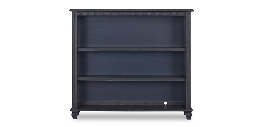 864_WG_Evolur_Madison_Bookcase_Silo_Front