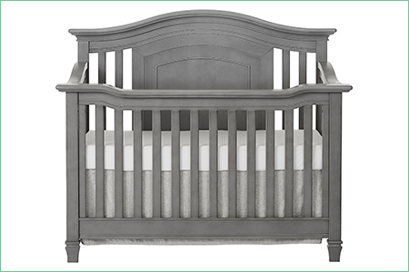 évolur FAIRBANKS 5-in-1 Convertible Crib