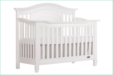 évolur FAIRBANKS ~ 5-in-1 Convertible Crib
