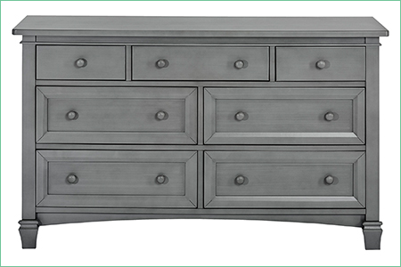 évolur Fairbanks Double Dresser