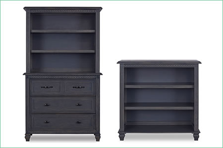 évolur MADISON – Mini Hutch/Bookcase