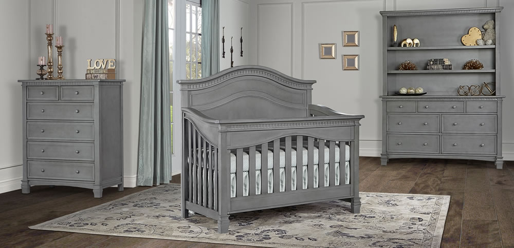Evolur Baby Cheyenne Convertible Crib RS