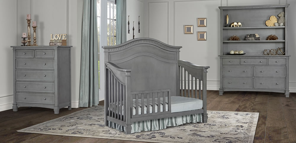 Evolur Baby Cheyenne Toddler Bed RS Crib