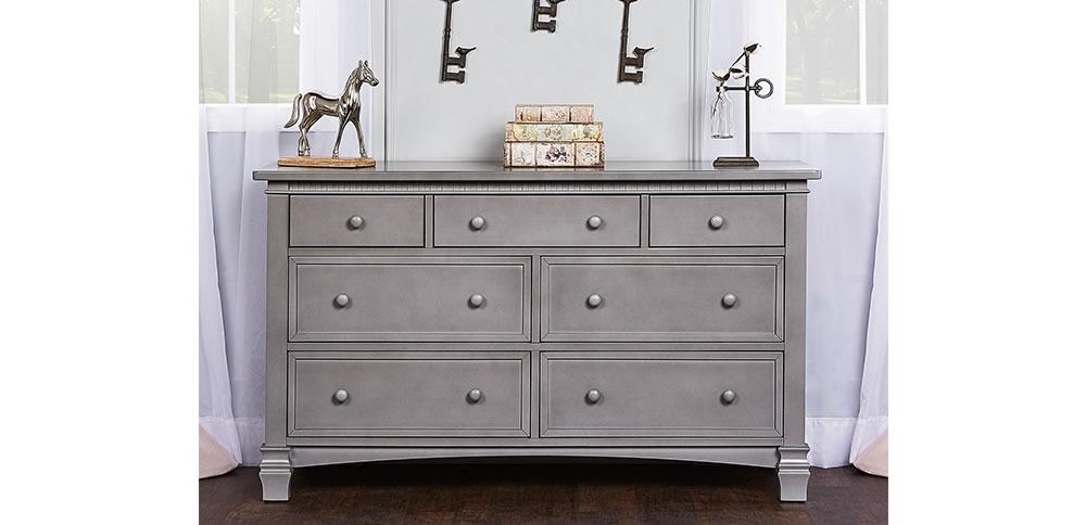 Baby Santa Fe Double Dresser