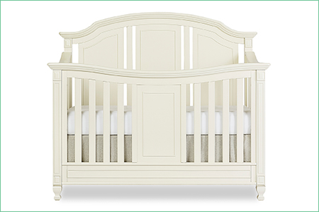 évolur ADELE 5-in-1 Convertible Crib