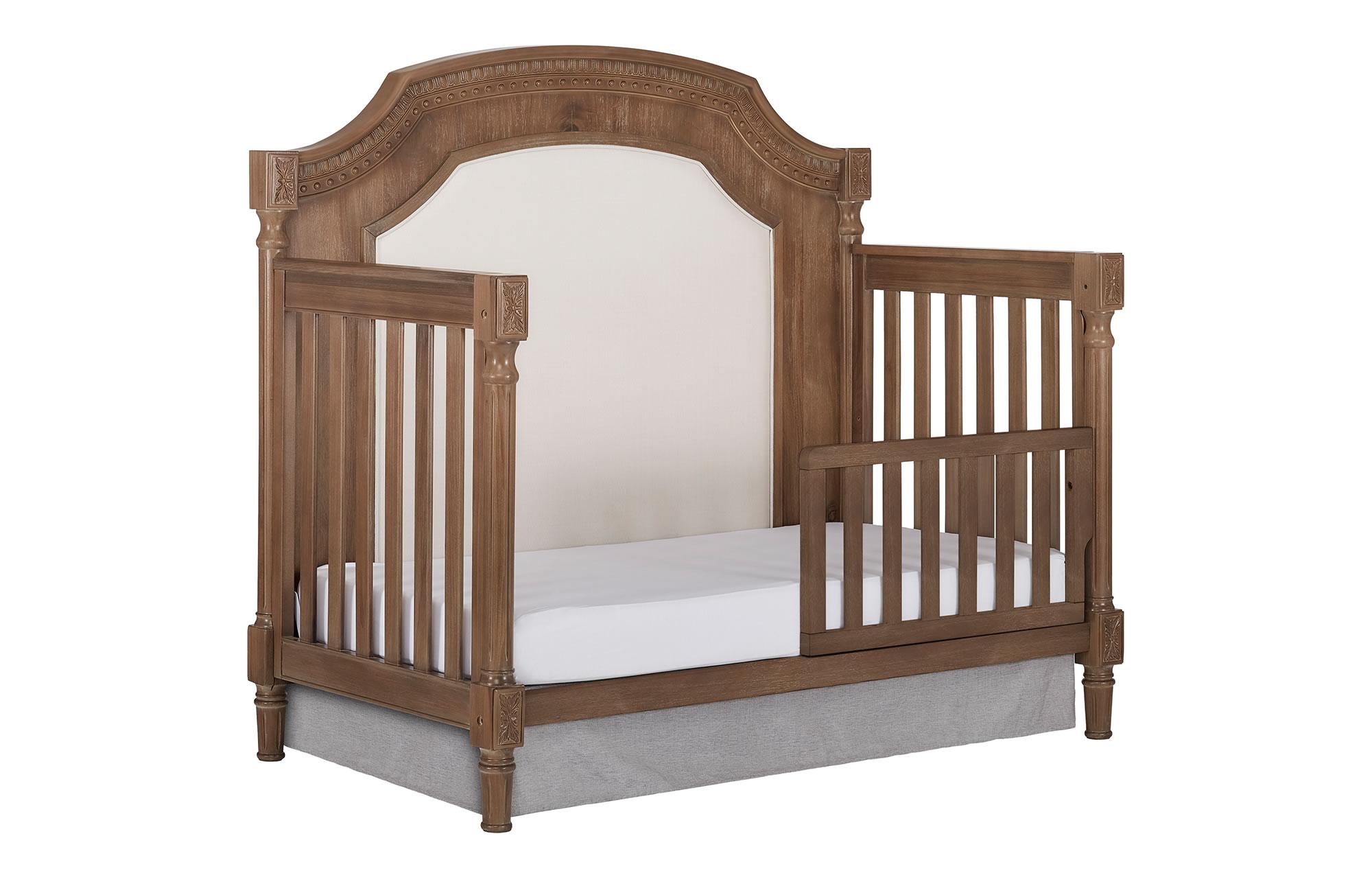 Evolur Julienne Todder Bed - Toffee