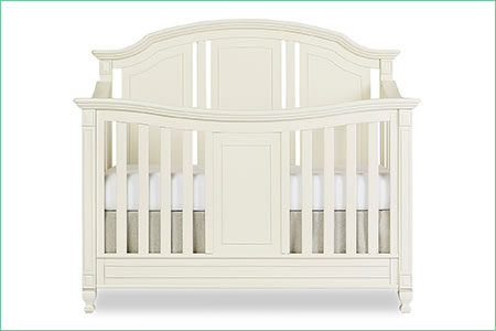 évolur ADELE – 5-in-1 Convertible Crib