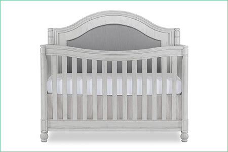 évolur KENDAL 5-in-1 Convertible Crib