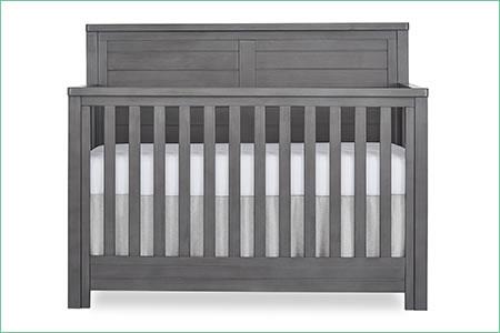 évolur BELMAR (FLAT TOP) – 5-in-1 Convertible Crib