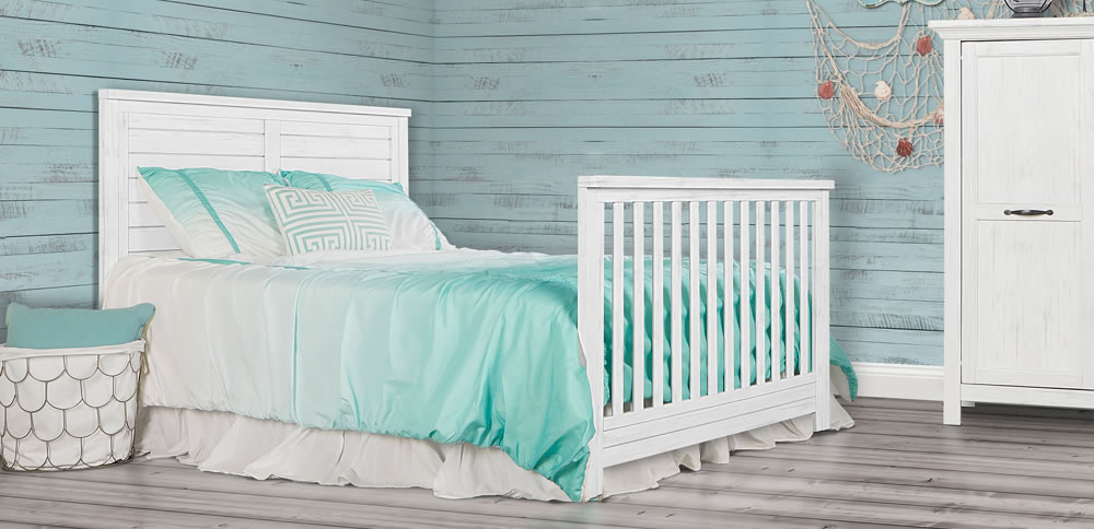 Belmar Flat Top Crib Evolur
