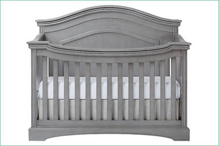 évolur WINDSOR (CURVED TOP)/ADORA 5-in-1 Convertible Crib