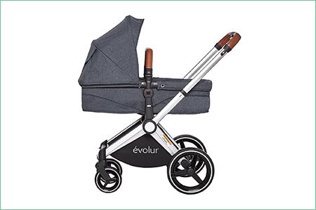 Nova Reversible Seat Stroller