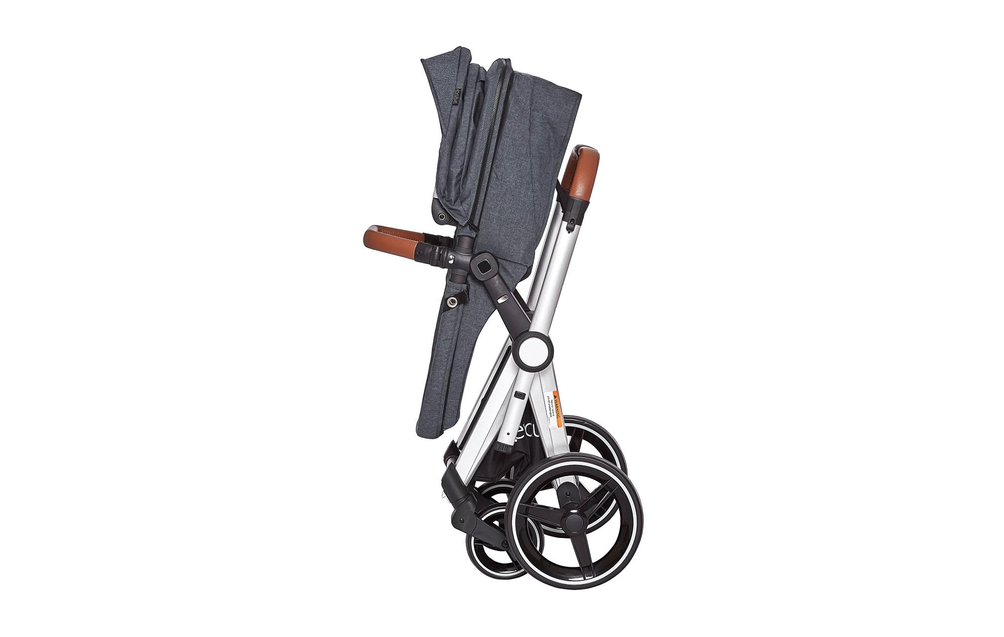 Evolur Nova Reversible Seat Stroller Navy