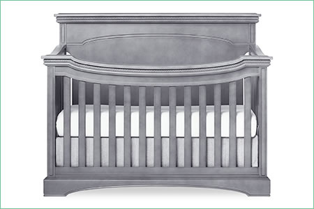 évolur WINDSOR (FLAT TOP)/CATALINA 5-in-1 Convertible Crib