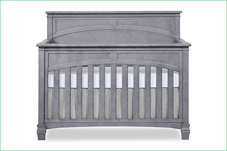 évolur SANTA FE – 5-in-1 Convertible Crib