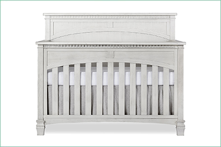 évolur SANTA FE – 5-in-1 Convertible Crib
