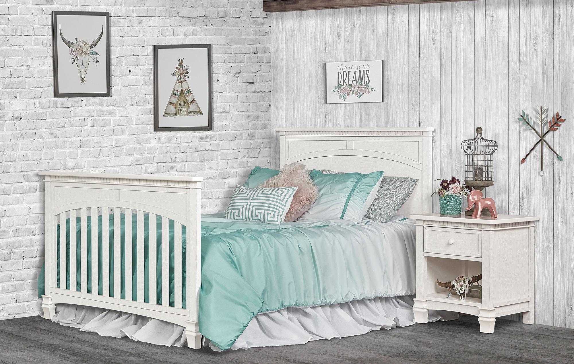 831-DN Santa Fe Full Bed RS