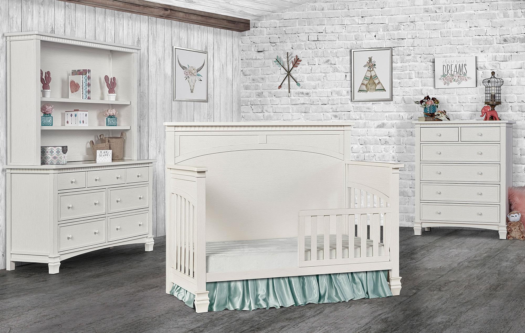 831-DN Santa Fe Toddler Bed RS