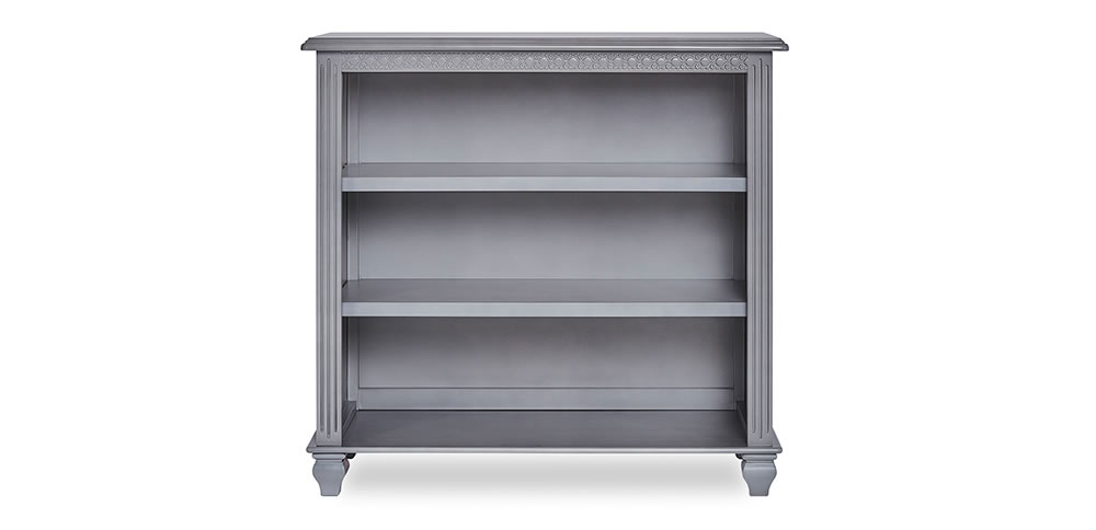 868_SGY_Evolur_Madison_Sm_Bookcase_Silo_Front
