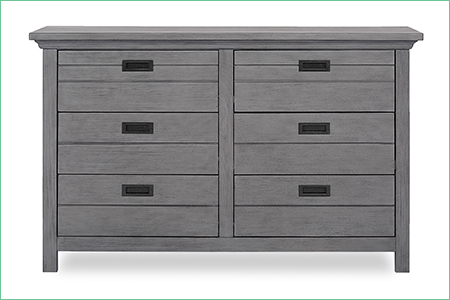 évolur WAVERLY Double Dresser